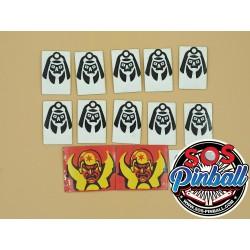 Stickers flipper Flash...