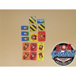 Stickers flipper Roadshow...