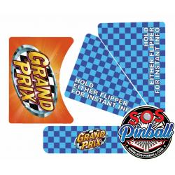 Stickers flipper Grand prix...